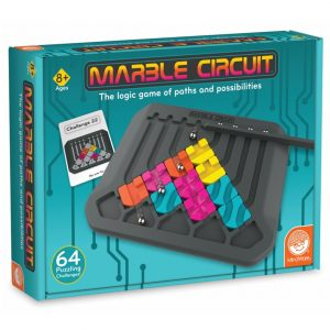 Marble Circuit Brainteaser Puzzle