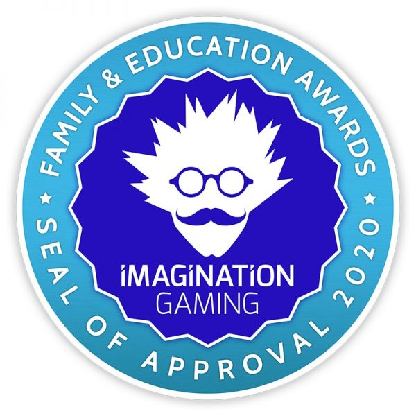 Seal of Approval Imagination Gaming 2020 Awards