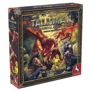 Talisman The Cataclysm Board Game Pegasus Spiele