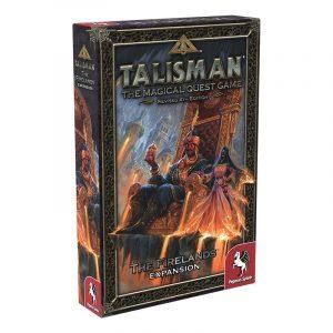 Talisman The Firelands Board Game Pegasus Spiele