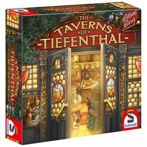 The Taverns of Tiefenthal Strategy Board Game