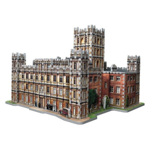 Downton Abbey Wrebbit 3D Puzzle