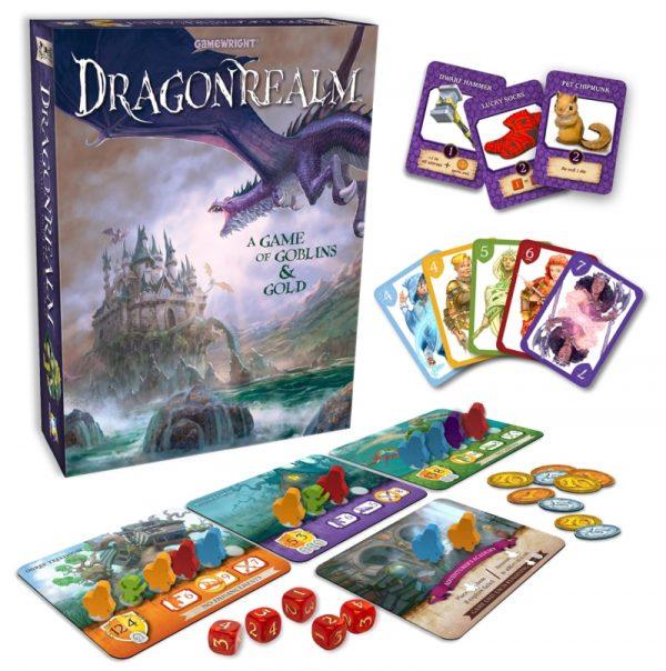 Dragonrealm Family Game