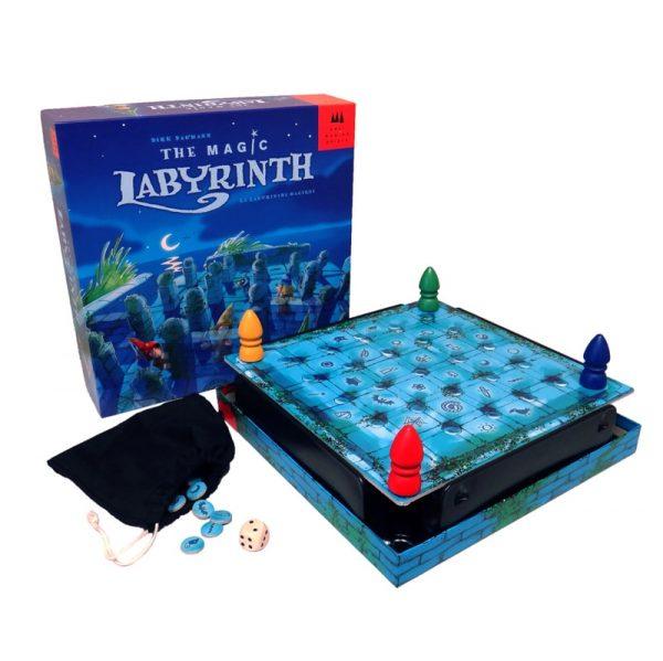 Magic Labyrinth Children's Game