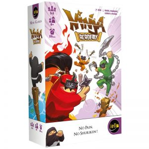 Ninja Academy Card Game
