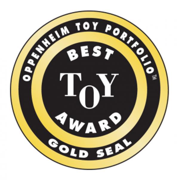 Oppenheim Best Toy Award Gold Seal