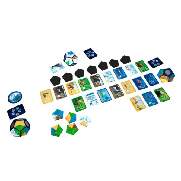 Planet Strategy Board Game