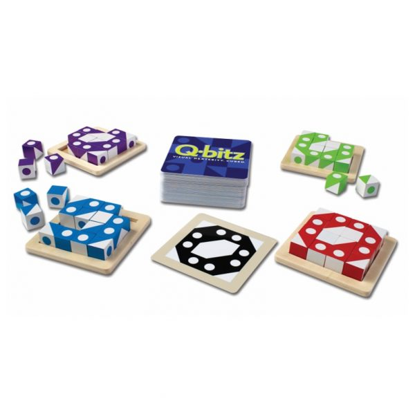 Q-bitz Family Board Game