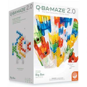 Q-BA-Maze Big Box Puzzle