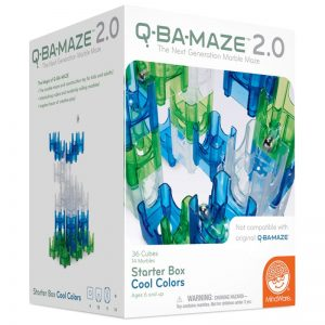 Q-BA-Maze Cool Puzzle