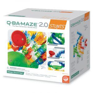 Q-BA-Maze Mega Stunt Puzzle