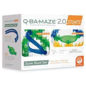 Q-BA-Maze Zoom Stunt Set