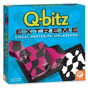 Q-bitz Extreme Family Board Game