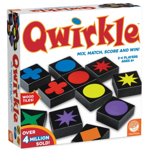Qwirkle Family Board Game