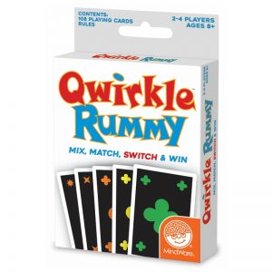 Qwirkle Rummy Card Game