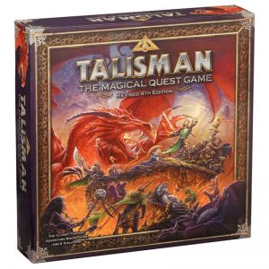 Talisman Strategy Board Game