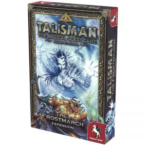 Talisman Frostmarch Expansion Strategy Board Game