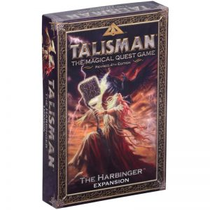Talisman Harbinger Expansion Strategy Board Game