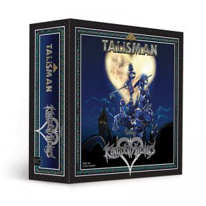 Talisman Disney Kingdom Hearts Expansion Strategy Board Game