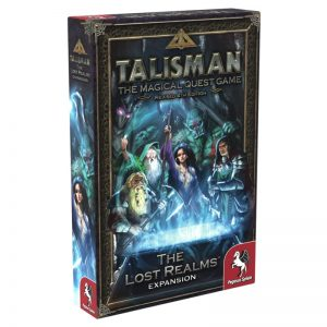 Talisman Realms Expansion Strategy Board Game