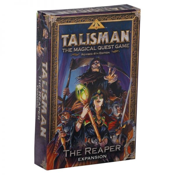 Talisman Reaper Expansion Strategy Board Game