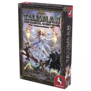 Talisman Sacred Pool Expansion Strategy Board Game