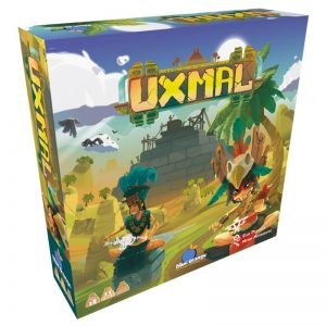 Uxmal Strategy Board Game