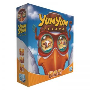 Yum Yum Island Children's Board Game