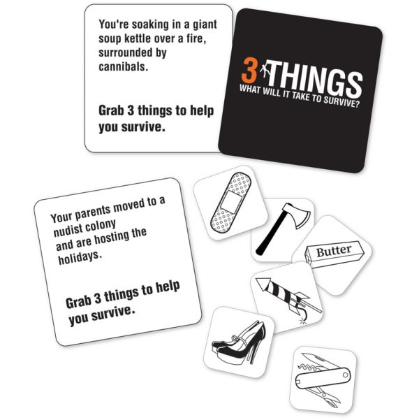 3 Things Party Game