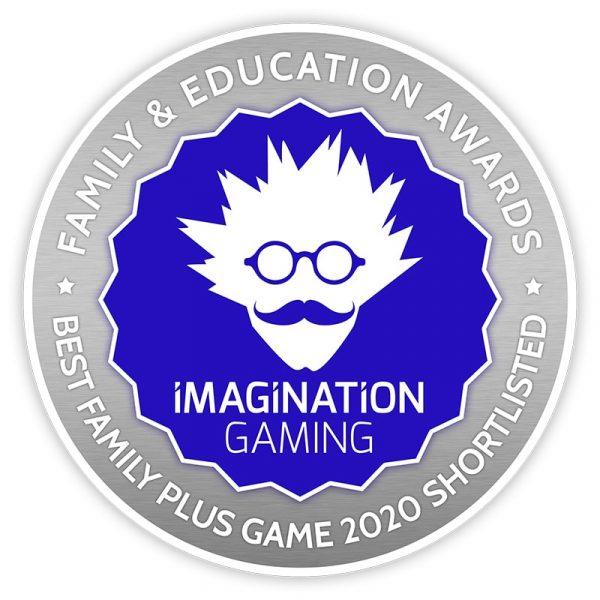 Break the Code Imagination Gaming Awards 2020