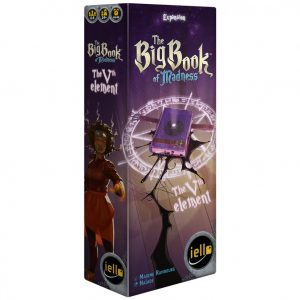 The Big Book of Madness Vth Element Strategy Game