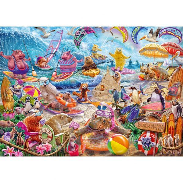 Steve Sundram, Beach Mania Jigsaw