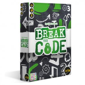 Break the Code Strategy Game