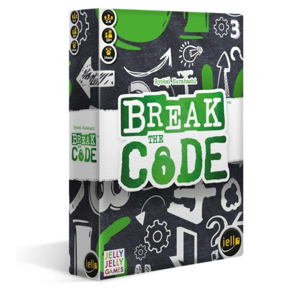 Break the Code Strategy Game