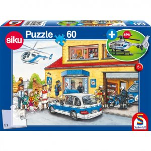 Helicopter Puzzle and Play Jigsaw