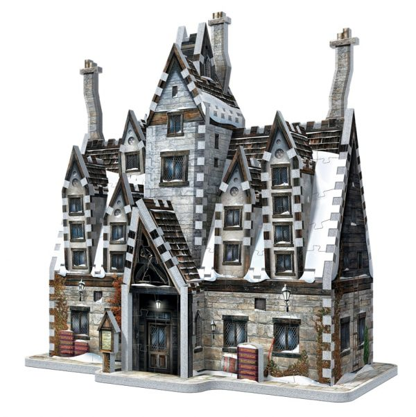 Wrebbit 3D Harry Potter Hogsmeade The Three Broomsticks Puzzle