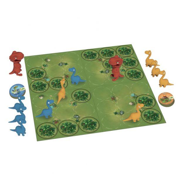 Jurassic Snack Children's Game