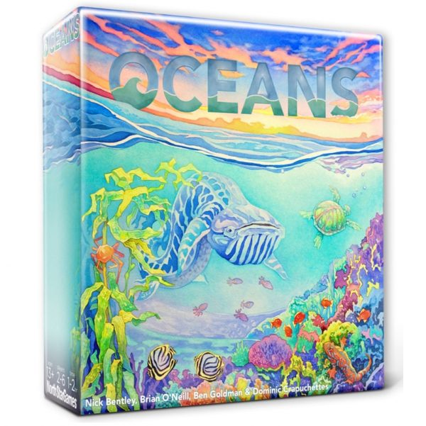 Oceans Strategy Game