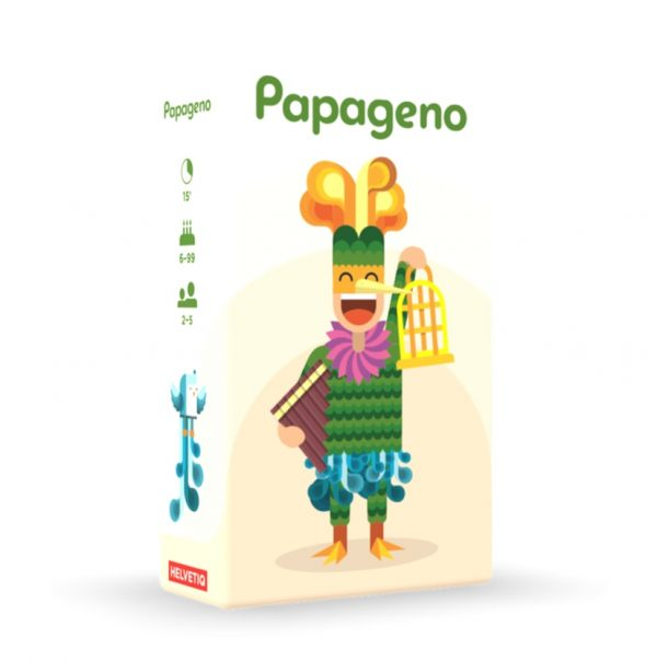 Papageno Card Game