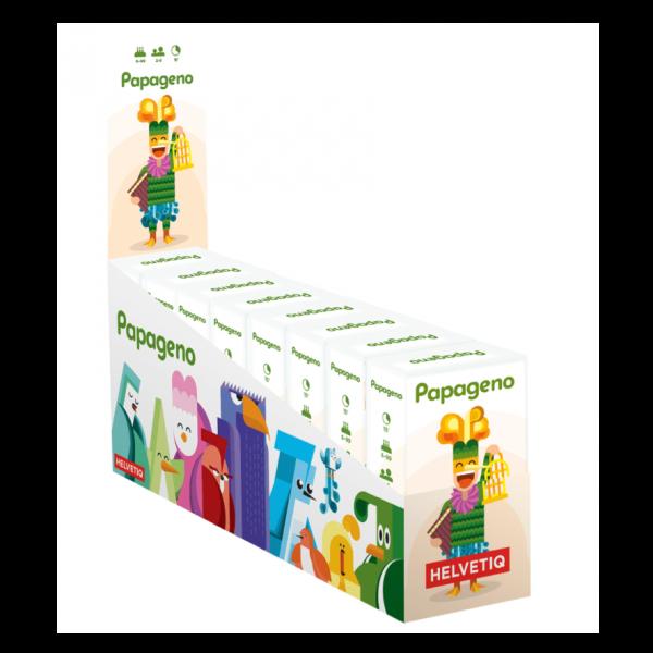 Helvetiq Papageno Card Game