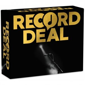Record Deal Party Game