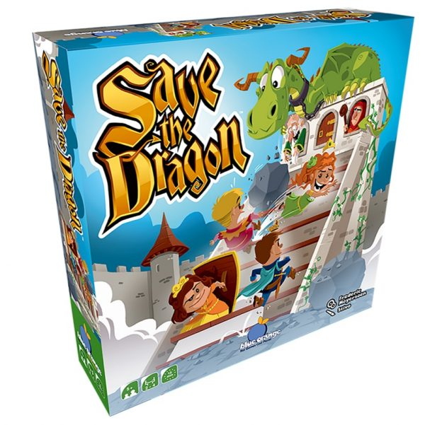 Save the Dragon Children's Game
