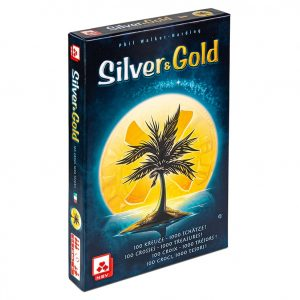 Silver and Golf Strategy Game