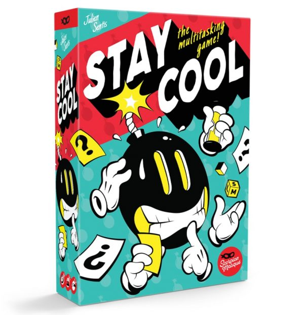 Stay Cool Party Game