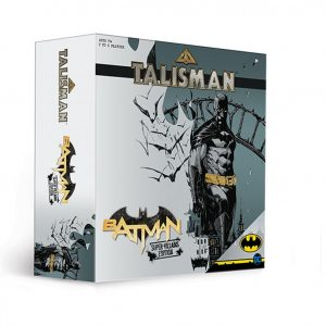 Talisman Batman Strategy Game