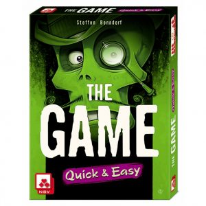 The Game Quick and Easy Card Game