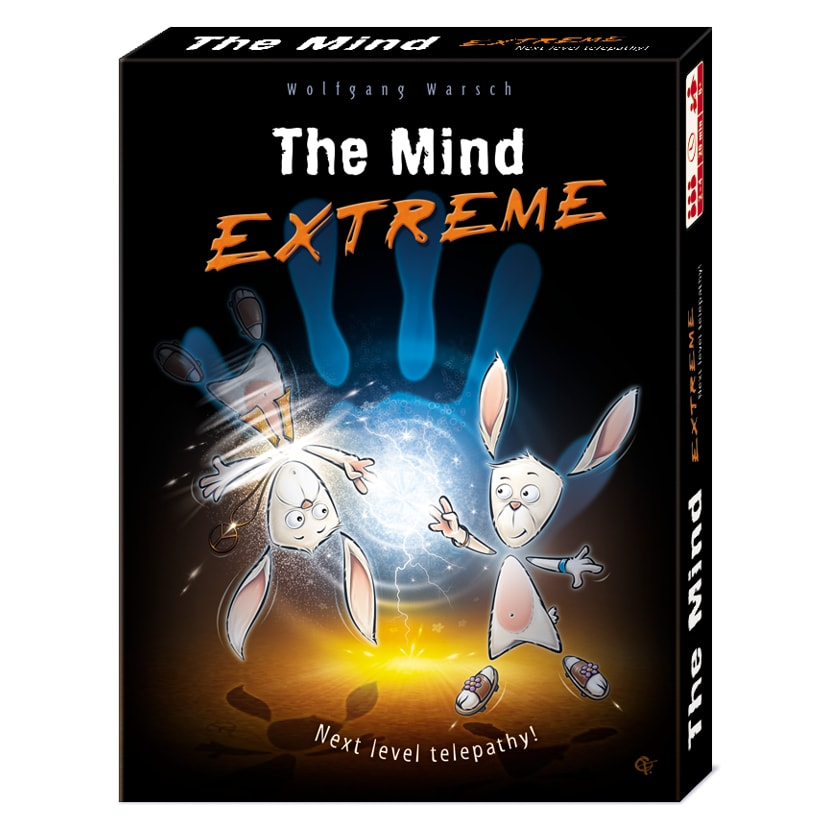 Coiledspring Games The Mind Card Game