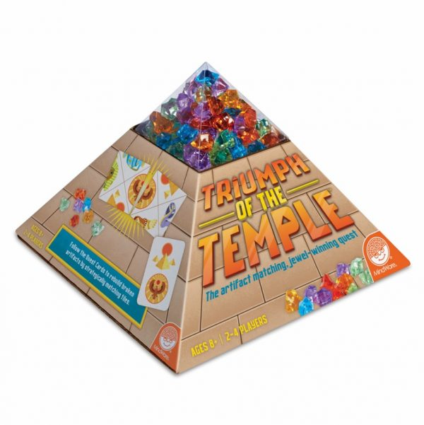 Triumph of the Temple Party Game