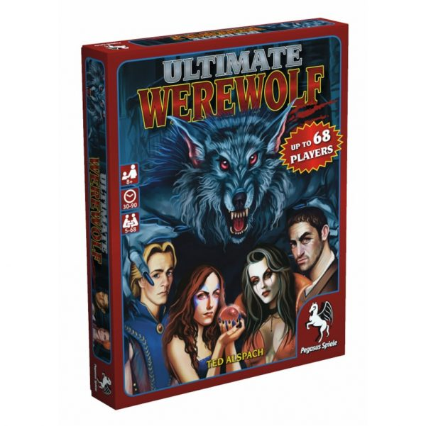 Ultimate Werewolf Party Game