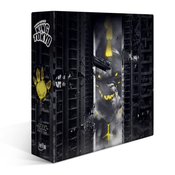 King of Tokyo Dark Edition Family Board Game